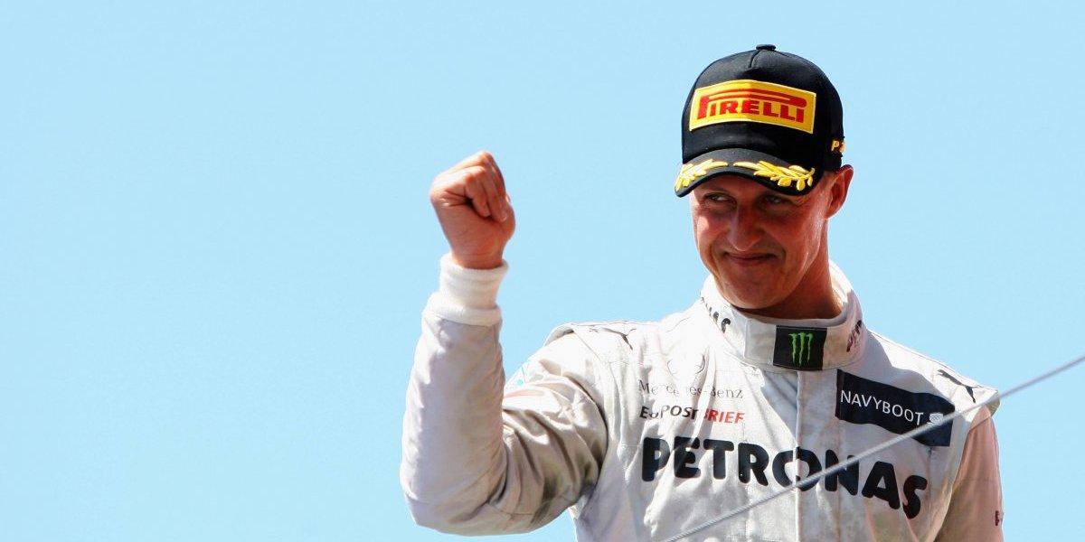 Afirman que Schumacher no está en cama ni conectado a una máquina