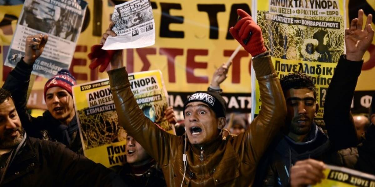 Desmantelan red que introdujo ilegalmente a 600 marroquíes en España