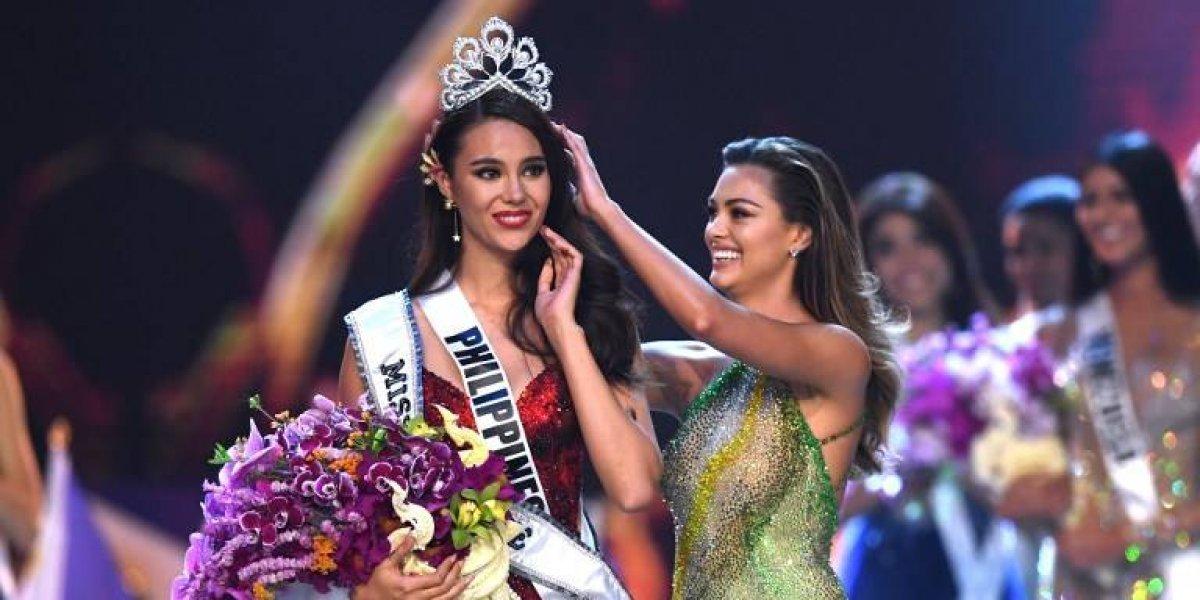 El secreto detrás del vestido rojo que lució la Miss Universo 2018 en la final