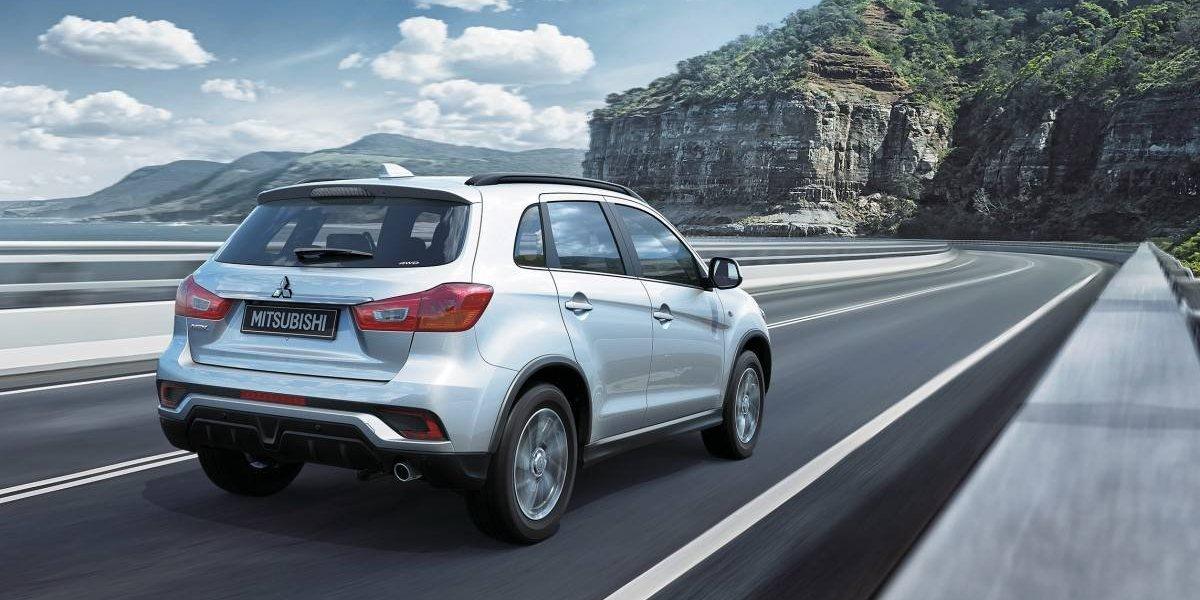 Mitsubishi completa el ASX con la nueva versión automática 4x4