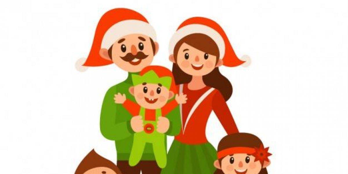 Nuestra Familia: Los niños y las vacaciones de Navidad