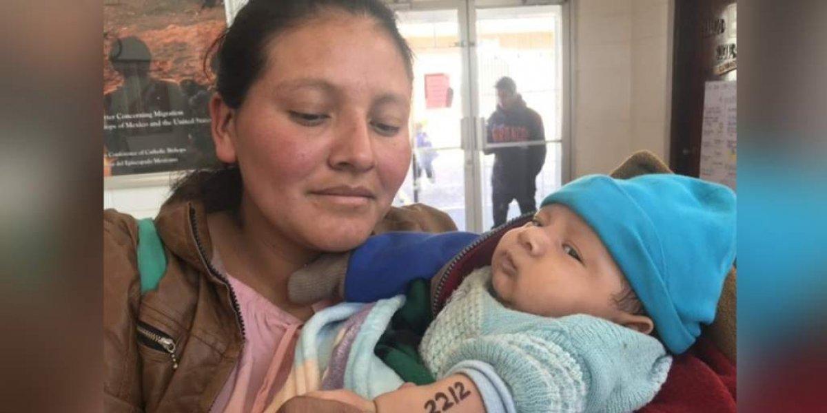 Marcan a niños migrantes como en campos de concentración