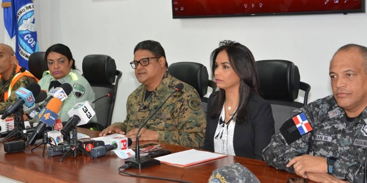 COE: Operativo Navideño 2018 contará con más de 39 mil personas