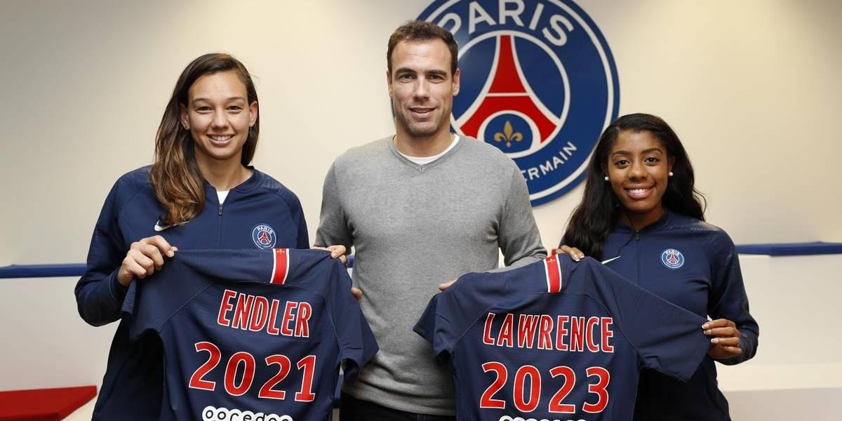 Christiane Endler sigue haciendo de las suyas en el PSG: Renovó contrato hasta 2021
