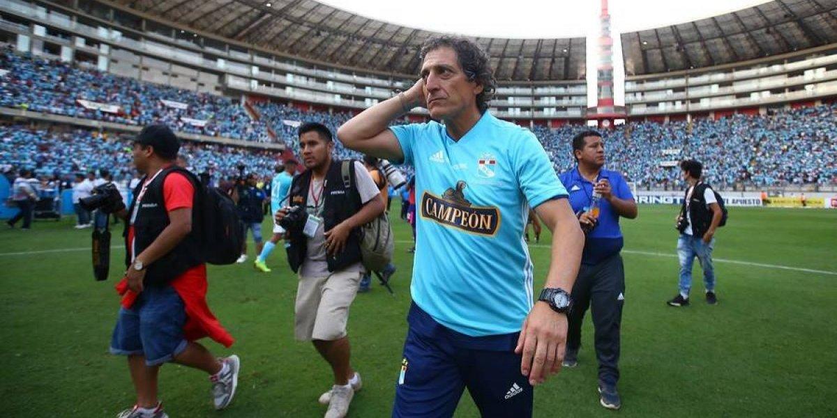 Colo Colo llegó a un total acuerdo para que Mario Salas sea su nuevo entrenador