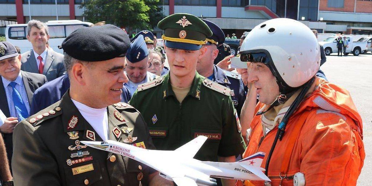 El poderío militar ruso llega a Latinoamérica
