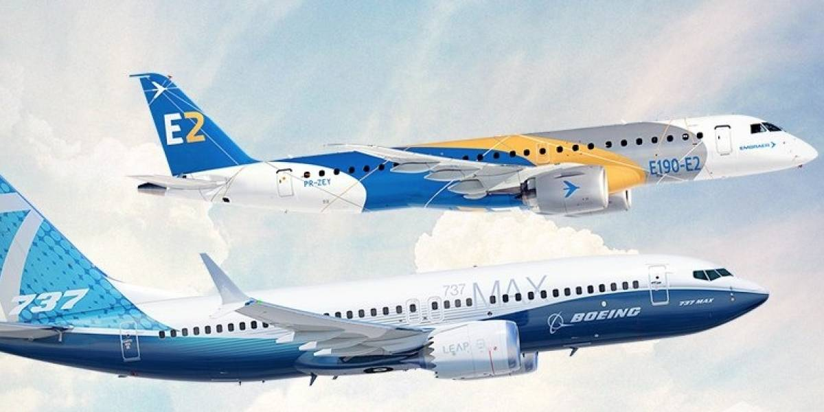 Acionistas da Embraer aprovam acordo de fusão com a Boeing; pacto prevê duas empresas