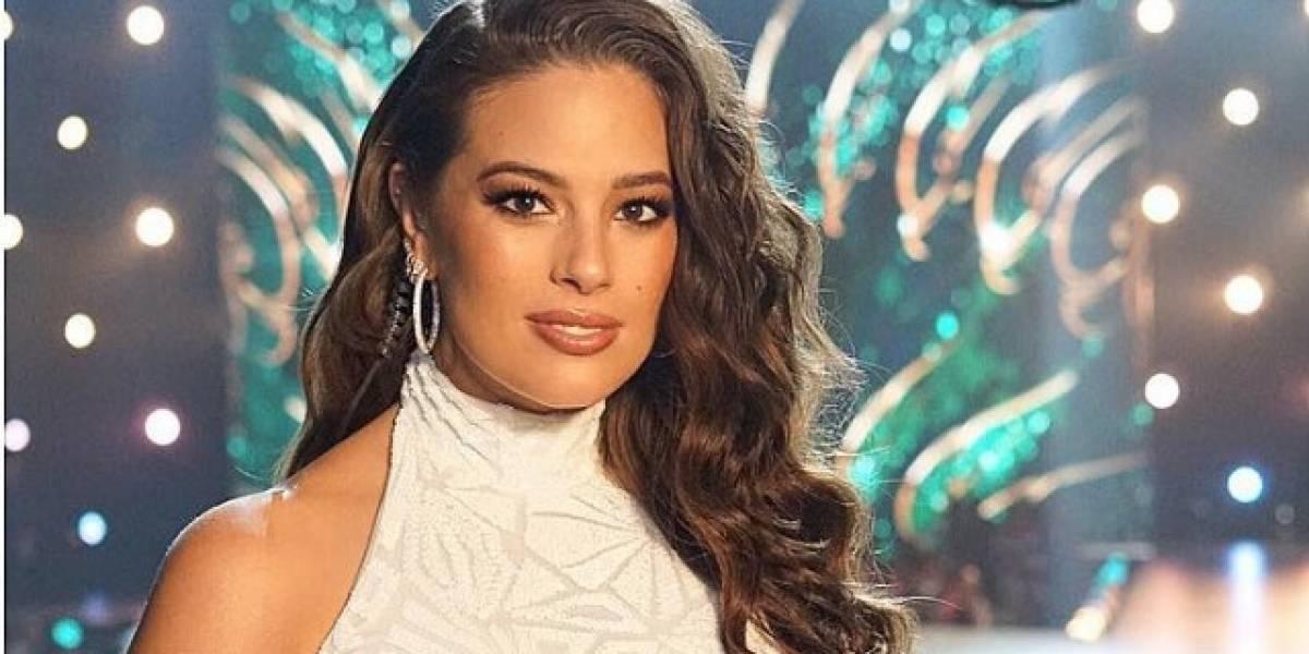 Una de las animadoras del Miss Universe sufre caída durante el certamen