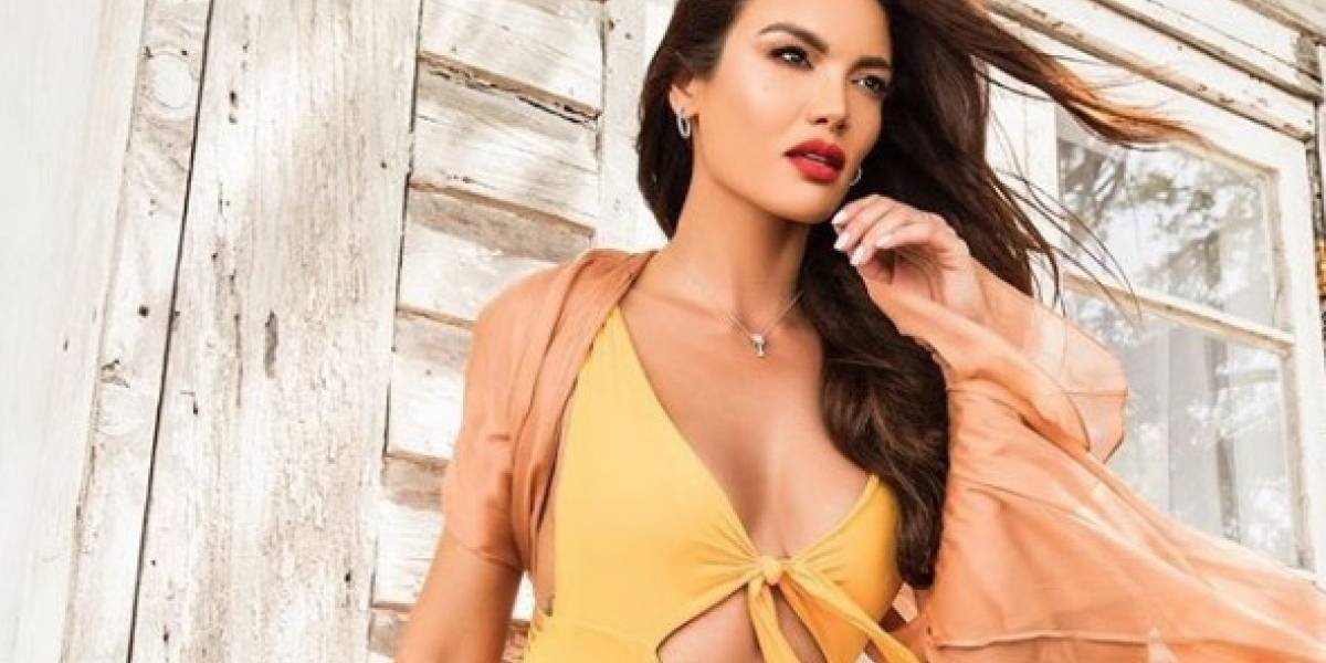 Zuleyka Rivera demuestra que sigue siendo la reina con espectacular foto en bikini