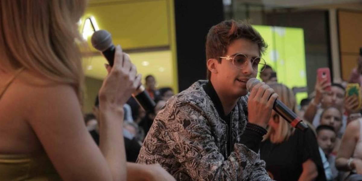 Daniel 'El Travieso' se lanza como cantante y estrena su primera canción