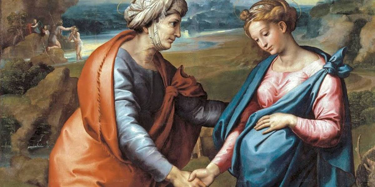 """Cuarto día de novena: """"Isabel, el don de la vida"""""""