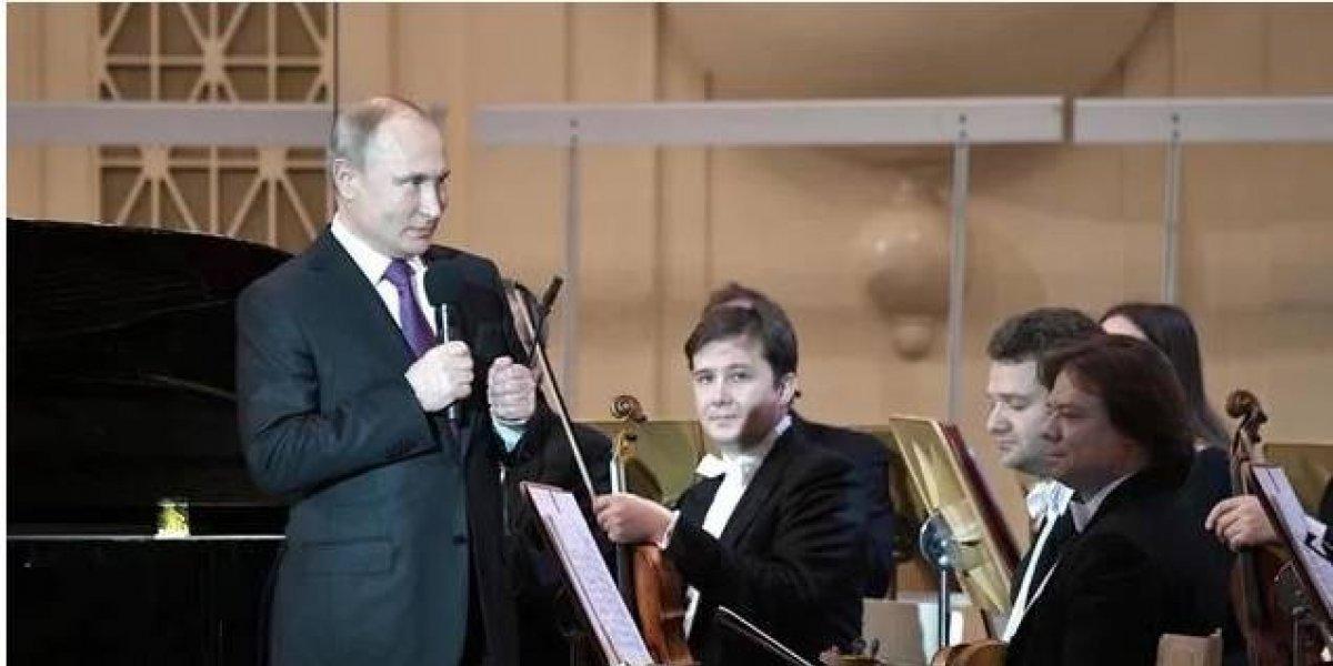 Presidente Ruso Vladimir Putin pide controlar el rap entre los jóvenes