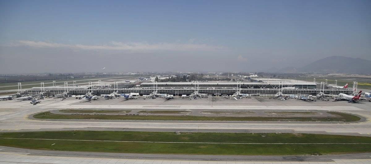 Aeropuerto en 2015 / Gentileza MOP
