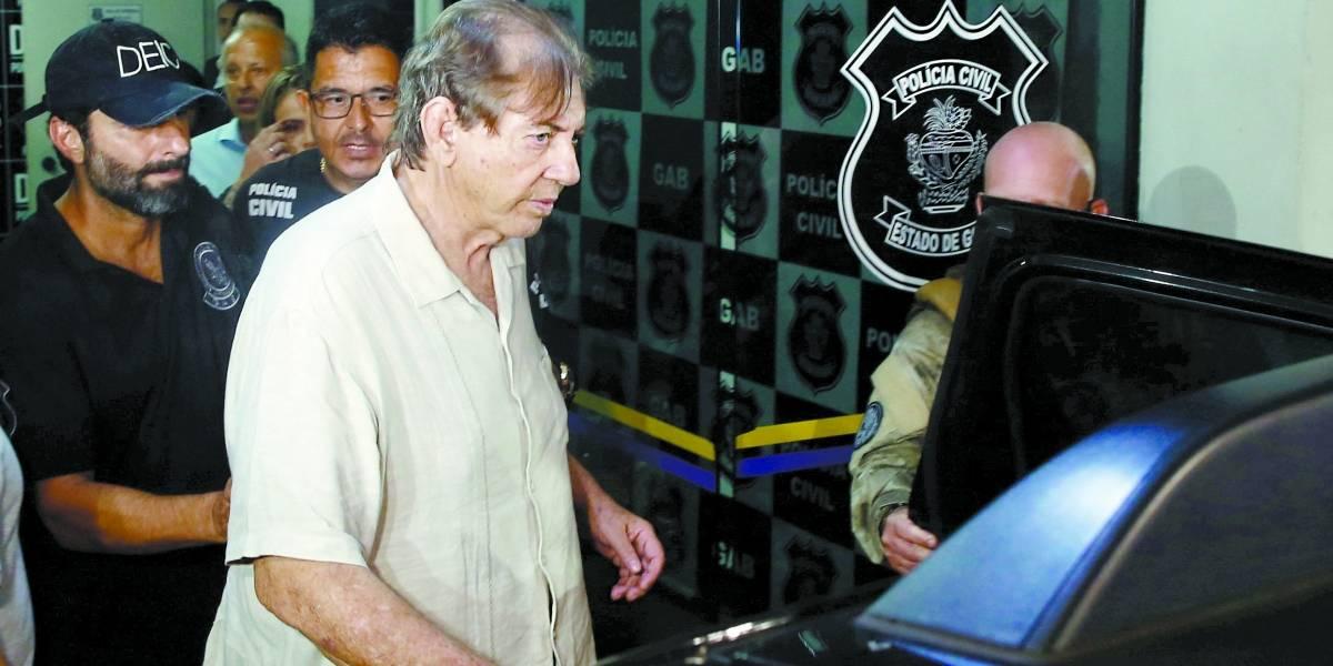 João de Deus passa segunda noite de prisão em cela isolada; denúncias de abuso sexual passam de 500