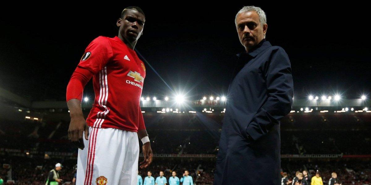 Pogba posta foto polêmica logo após Mourinho deixar o Manchester United e se arrepende