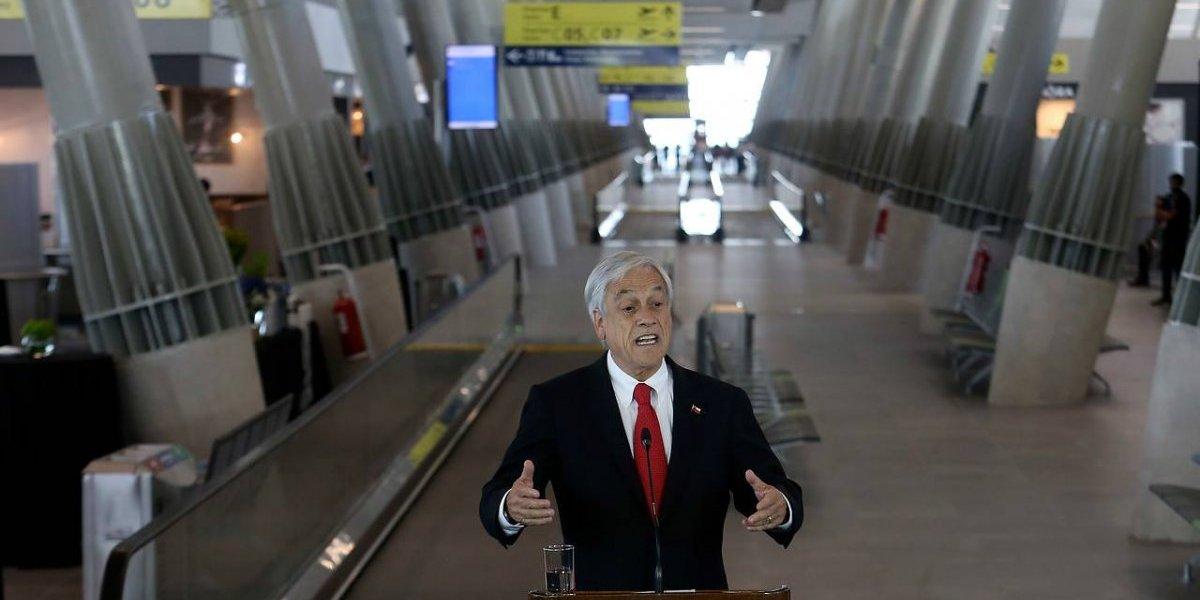 Crece aeropuerto de Santiago: nuevo espigón se destinará a vuelos internacionales y todo el resto quedará para viajes locales