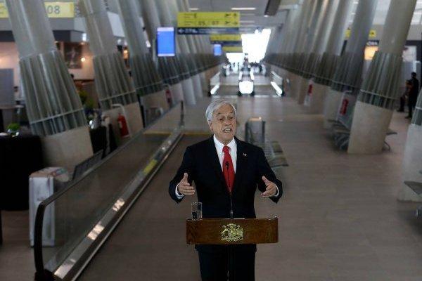 Inauguran nuevo pabellón en el Aeropuerto de Santiago