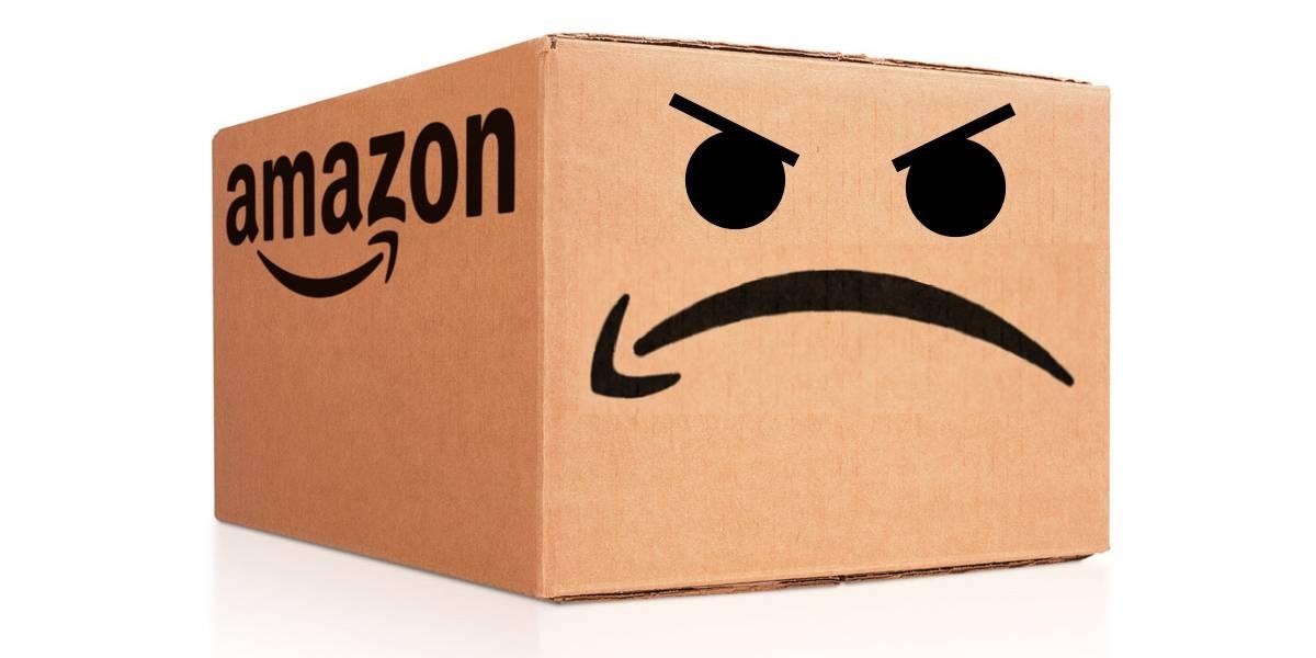 Amazon está harto de vender productos demasiado baratos y piensa tomar medidas para sacarles ganancias