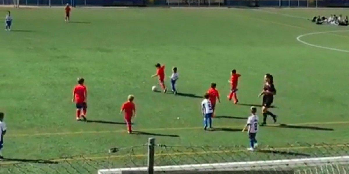 Una árbitro se retiró del futbol tras ser amenazada de muerte por jugadores de ocho años