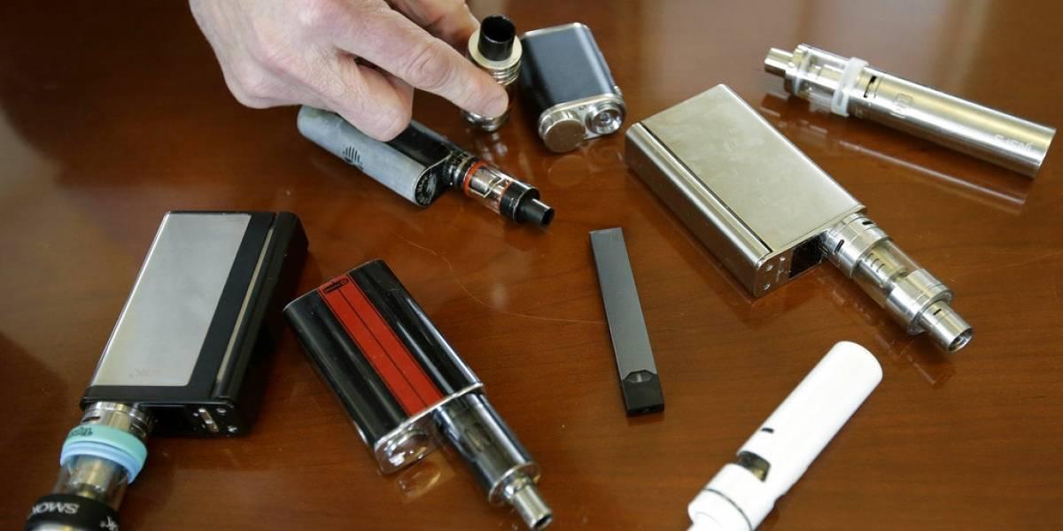 Estados Unidos toma medidas contra cigarrillos electrónicos
