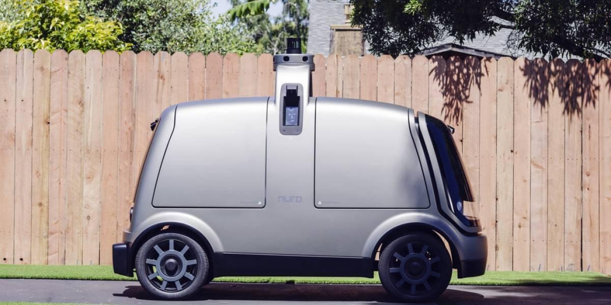 Empresa ofrecerá envío de mercancía en vehículos autónomos