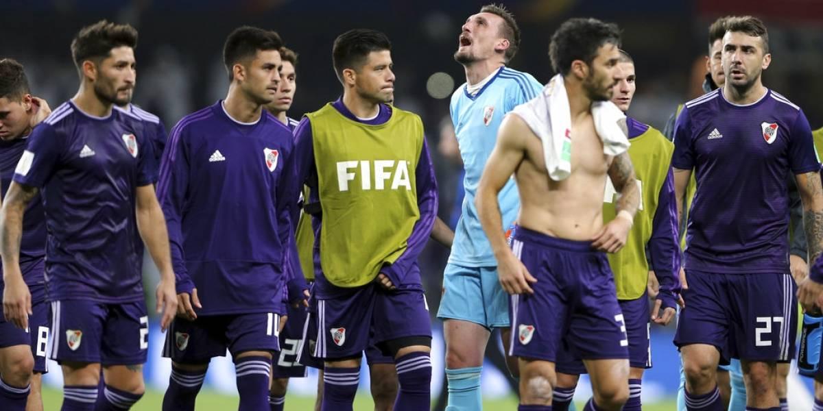River Plate es el cuarto fracaso sudamericano que no llega a la final del Mundial de Clubes