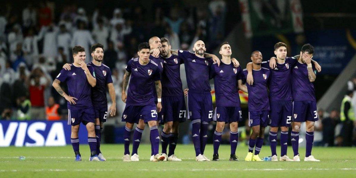 """""""Papelón"""" y """"golpe mundial"""": la prensa argentina no puede creer la eliminación de River en el Mundial de Clubes"""
