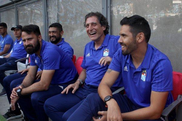 Mario Salas dejó Perú para volver a Chile / imagen: Agencia UNO