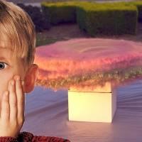 Video Viral: ingeniero de la NASA crea bomba apestosa de glitter para vengarse de ladrones
