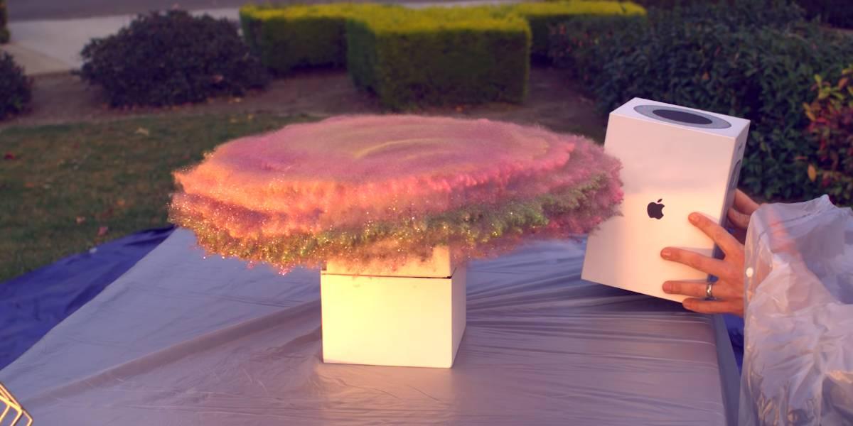 Ingeniero de la NASA crea bomba apestosa de glitter para vengarse de ladrones