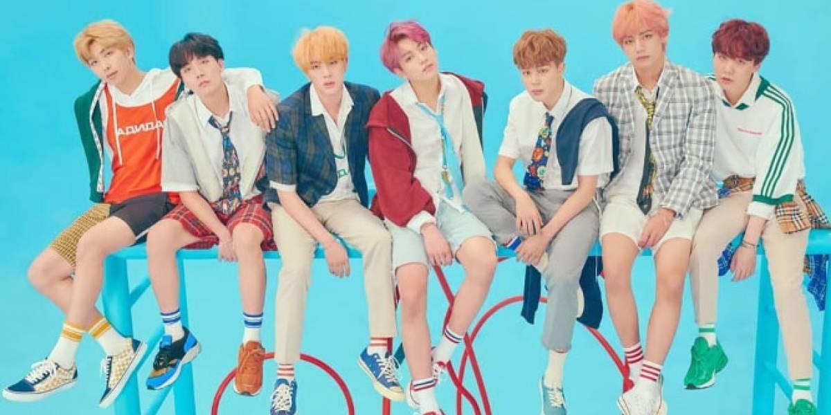 Idol de BTS alcanzó las 300 millones de vistas en YouTube