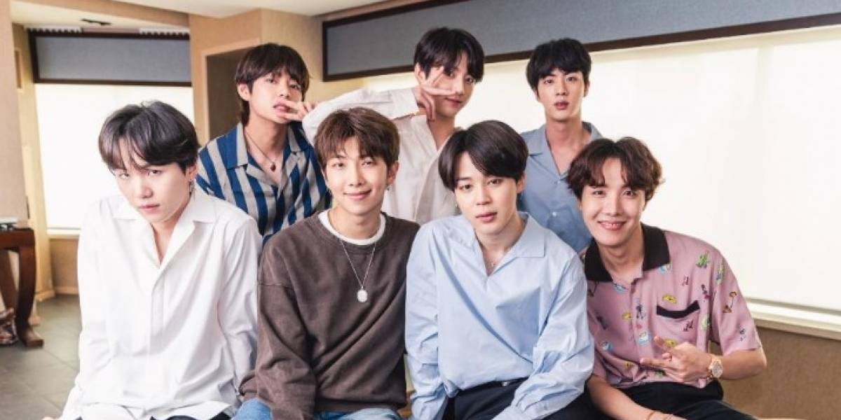 Grupo BTS integra lista de melhores álbuns e canções de 2018