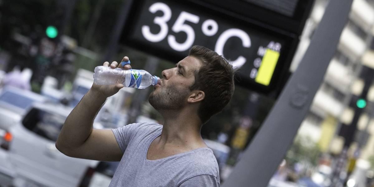 Que calor! São Paulo tem 2º janeiro mais quente em 76 anos, diz Inmet