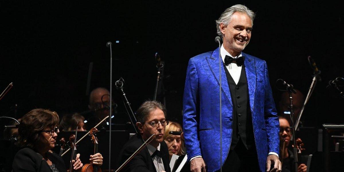 Andrea Bocelli tendrá soldout en Guadalajara