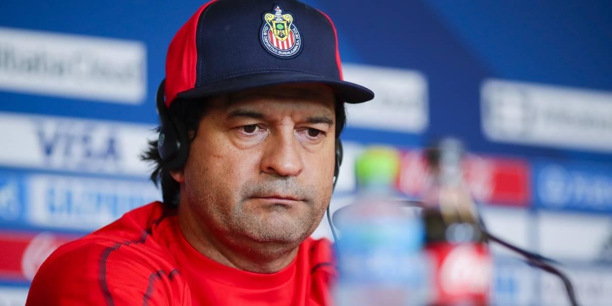 'Fallamos, no tenemos cara para ver a la afición de Chivas': Cardozo