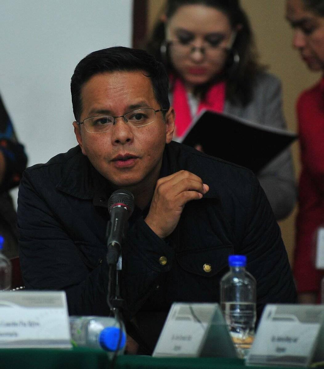 Carlos Hernández es diputado local en Tlalpan. Cortesía.