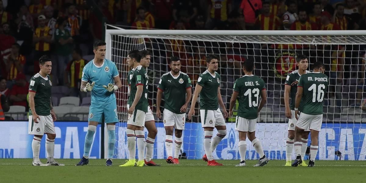 Las imágenes de Chivas 'antes de la tragedia' en el Mundial de Clubes