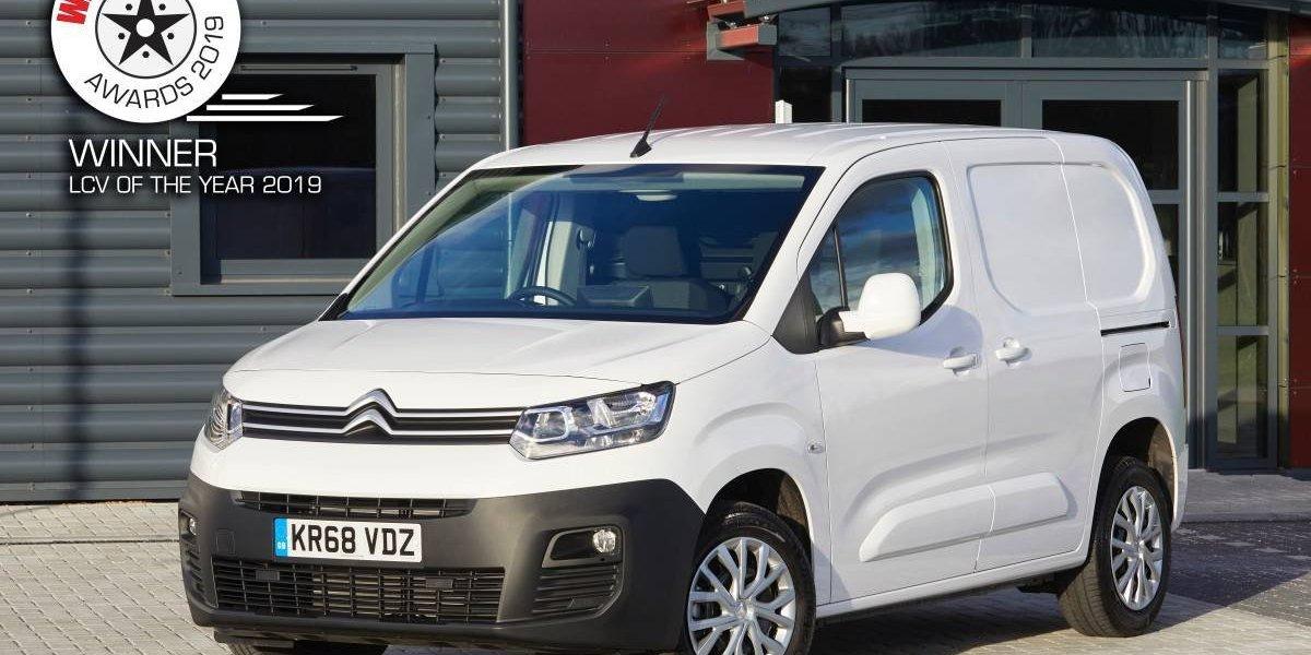 Citroën suma doble premio con su Berlingo