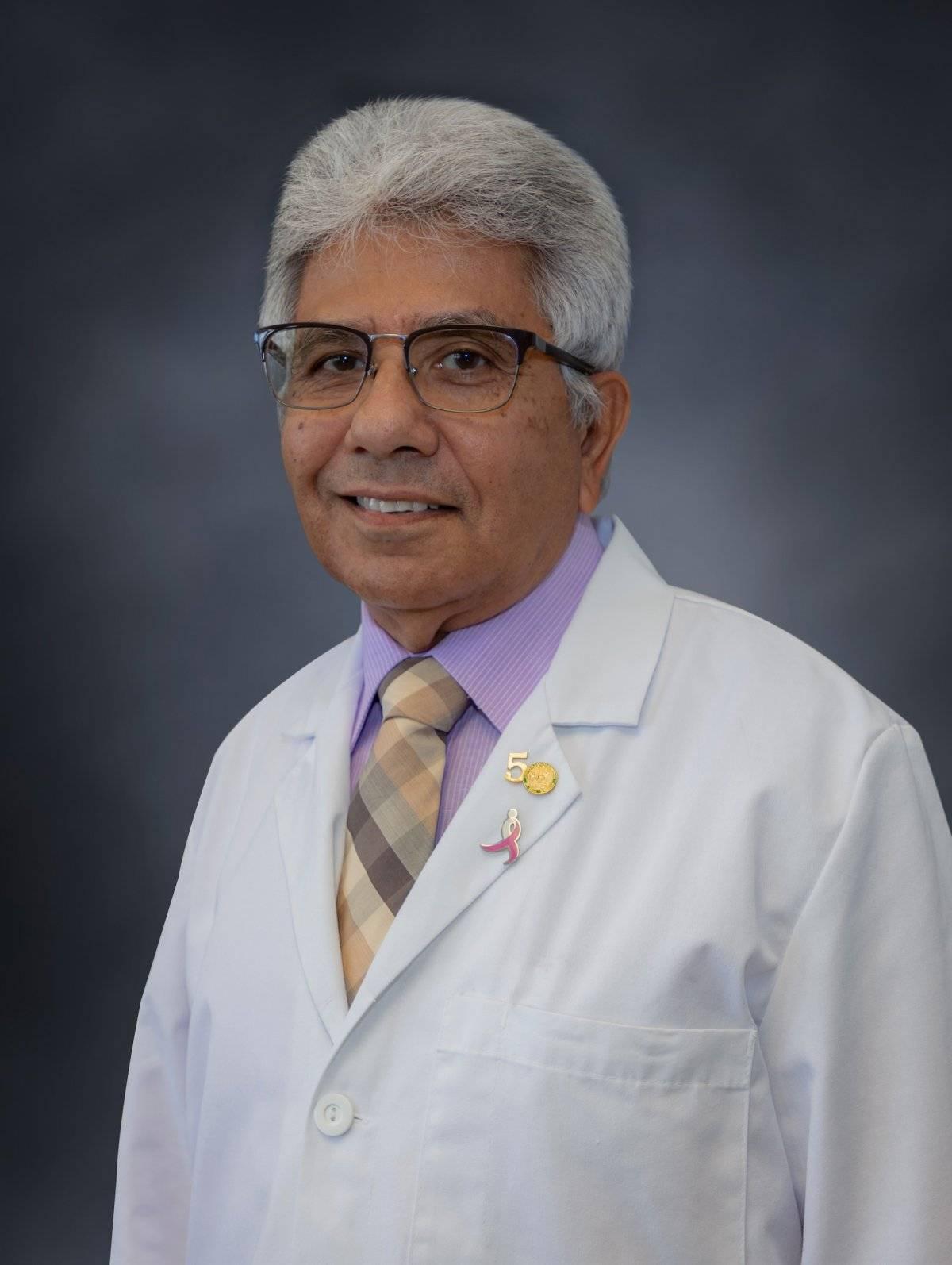 El doctor Dipak K. Banerjee / Suministrada