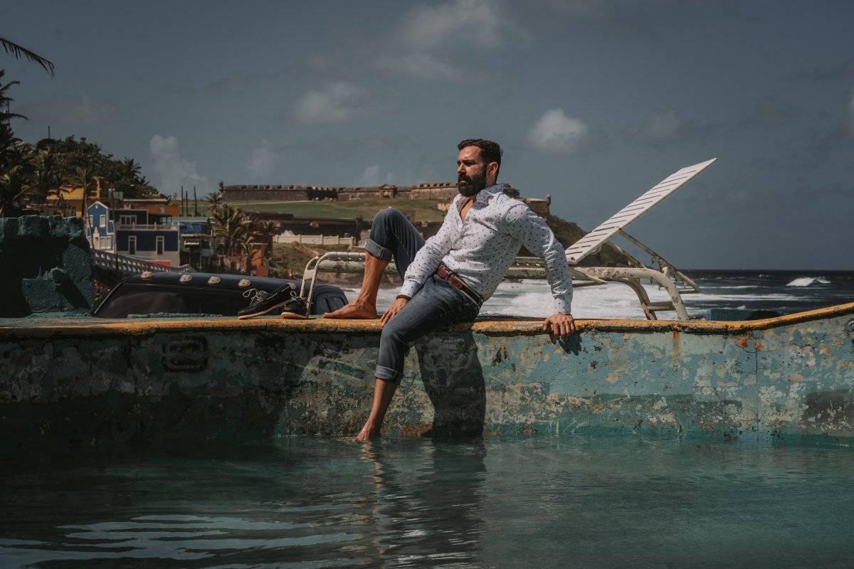 Boronea es una marca local de ropa de caballero que se inspira en el romance y el estilo de vida de las zonas coloniales del Caribe. / Suministrada