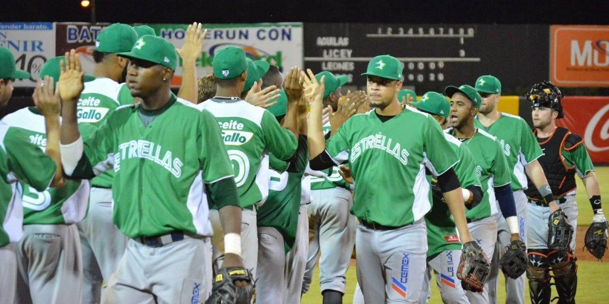 Estrellas terminan con victoria ante los Toros en béisbol dominicano