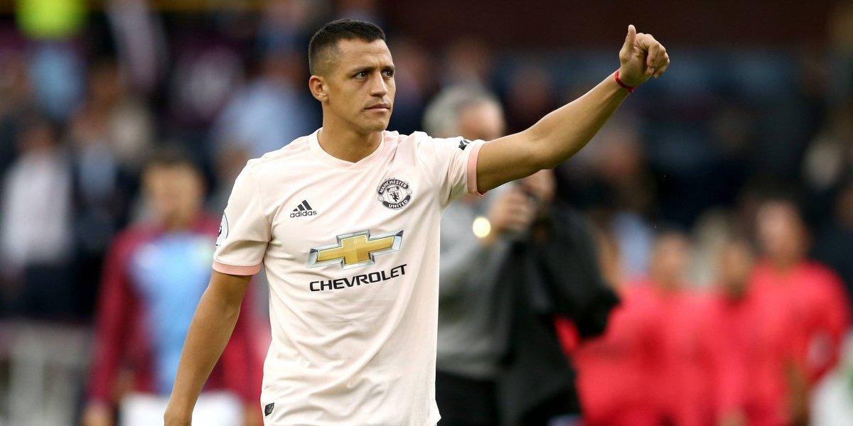 ¿Renace Maravilla? El negro registro que tuvo Alexis Sánchez en el United con Mourinho de técnico