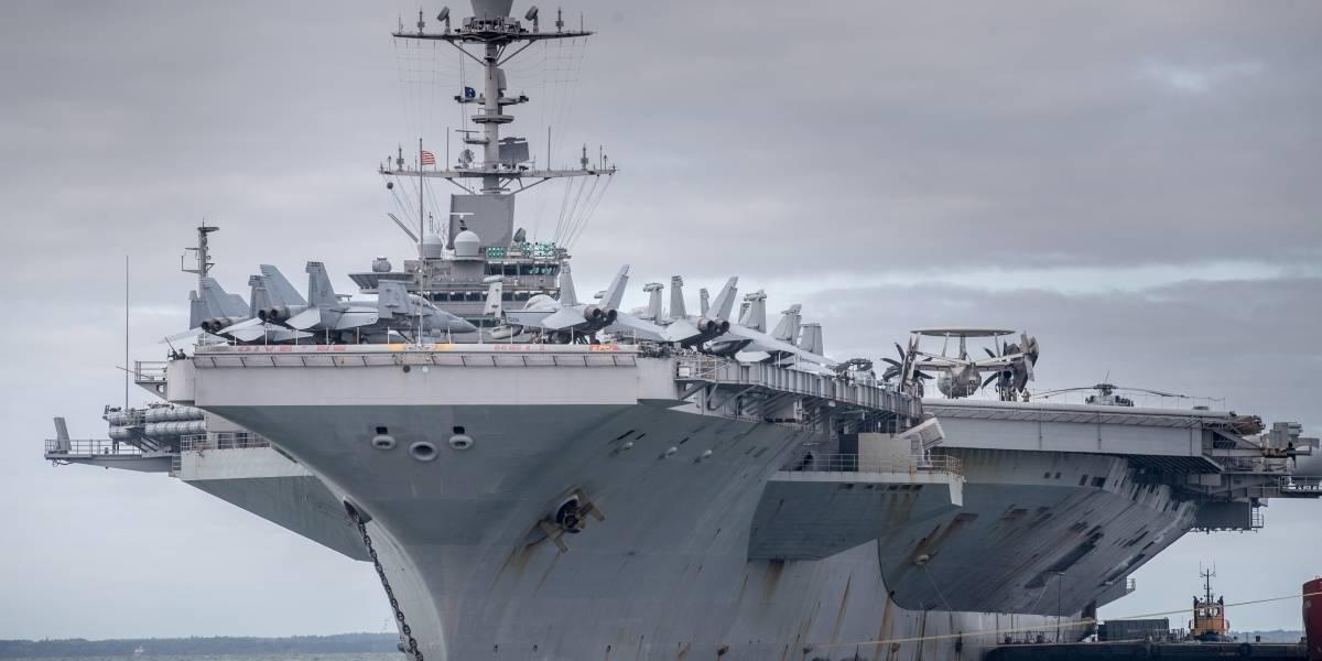 Japón busca armarse hasta los dientes: portaaviones, cazas y un nuevo sistema de defensa en el nuevo plan de defensa