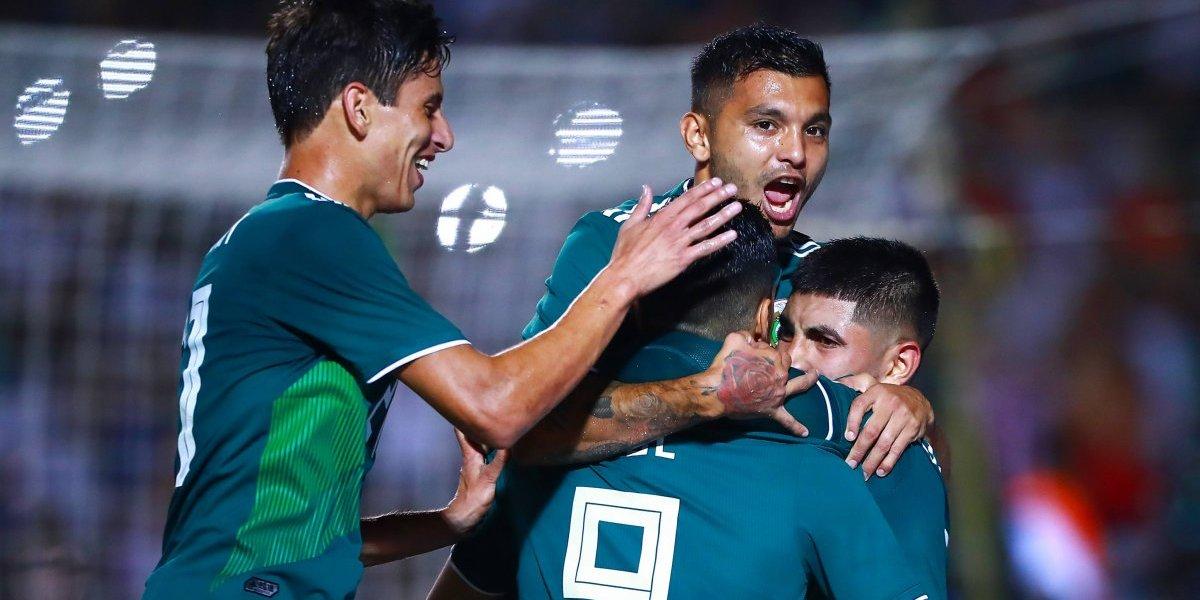 Chile y Paraguay, rivales del Tri para la primera fecha FIFA del 2019