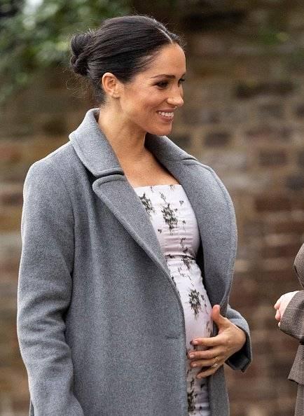 La duquesa de Sussex tiene 37 años Getty