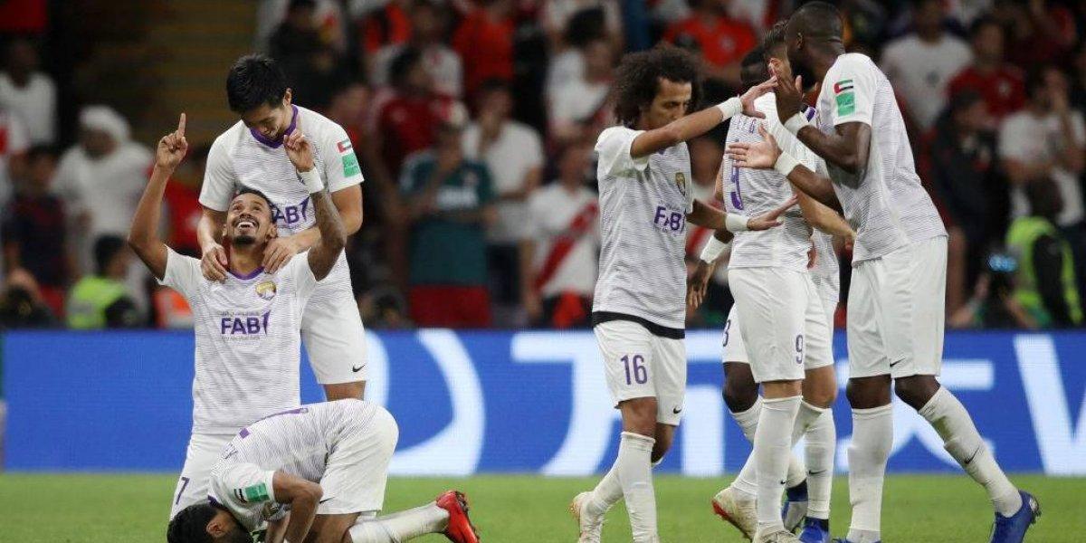 River Plate sufrió una vergonzosa eliminación en el Mundial de Clubes ante el sorprendente Al Ain