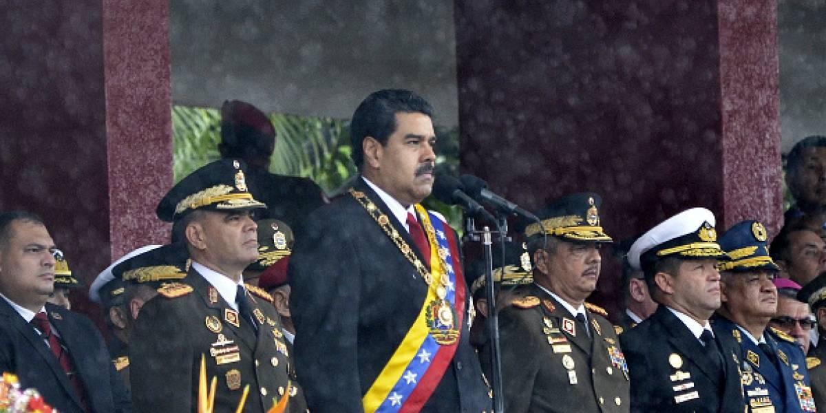 """Maduro eleva la tensión en Sudamérica: dispara contra presidente de Colombia y lo acusa de querer """"agredir militarmente a Venezuela"""""""