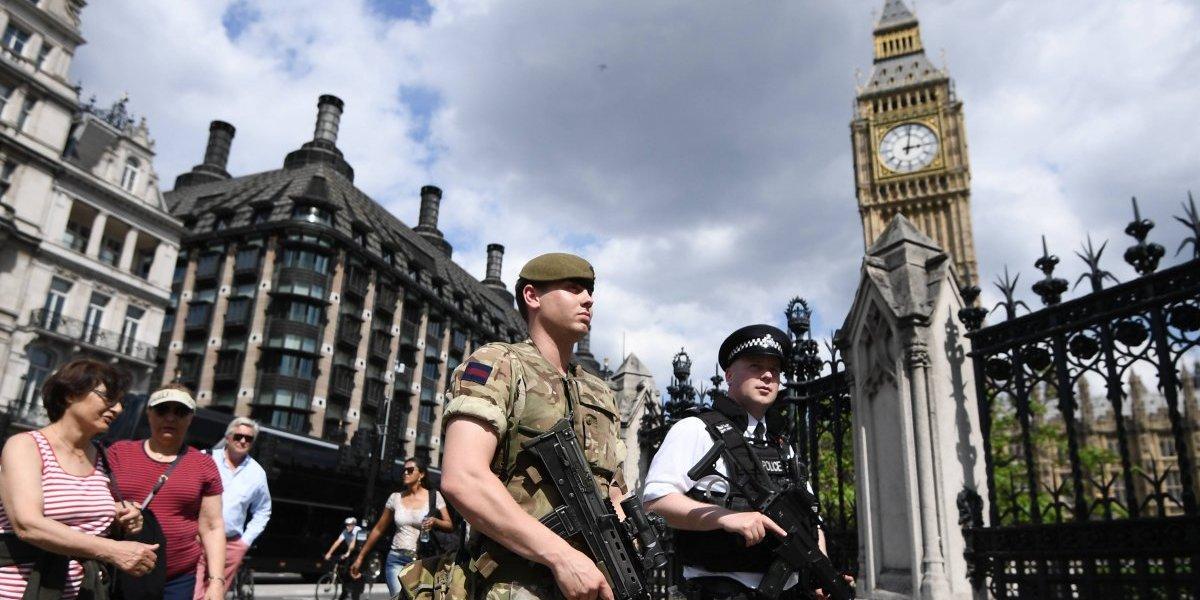 """Reino Unido pone """"en alerta"""" a 3500 soldados en caso de un Brexit sin acuerdo"""