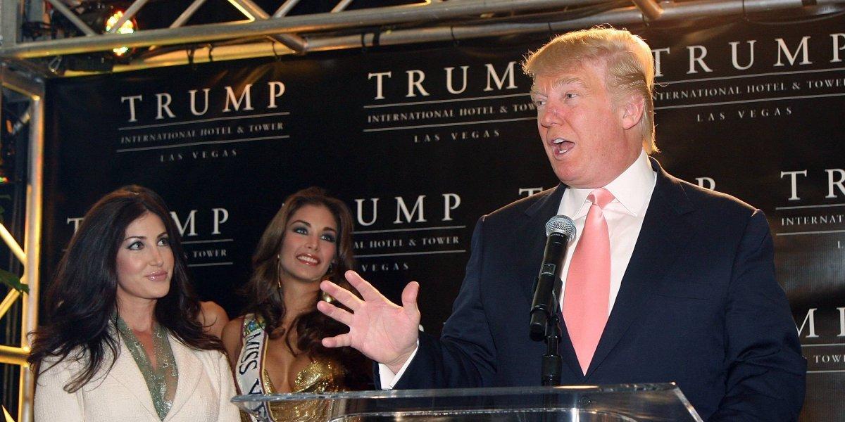 Juez ordena la disolución de la Fundación Donald J. Trump