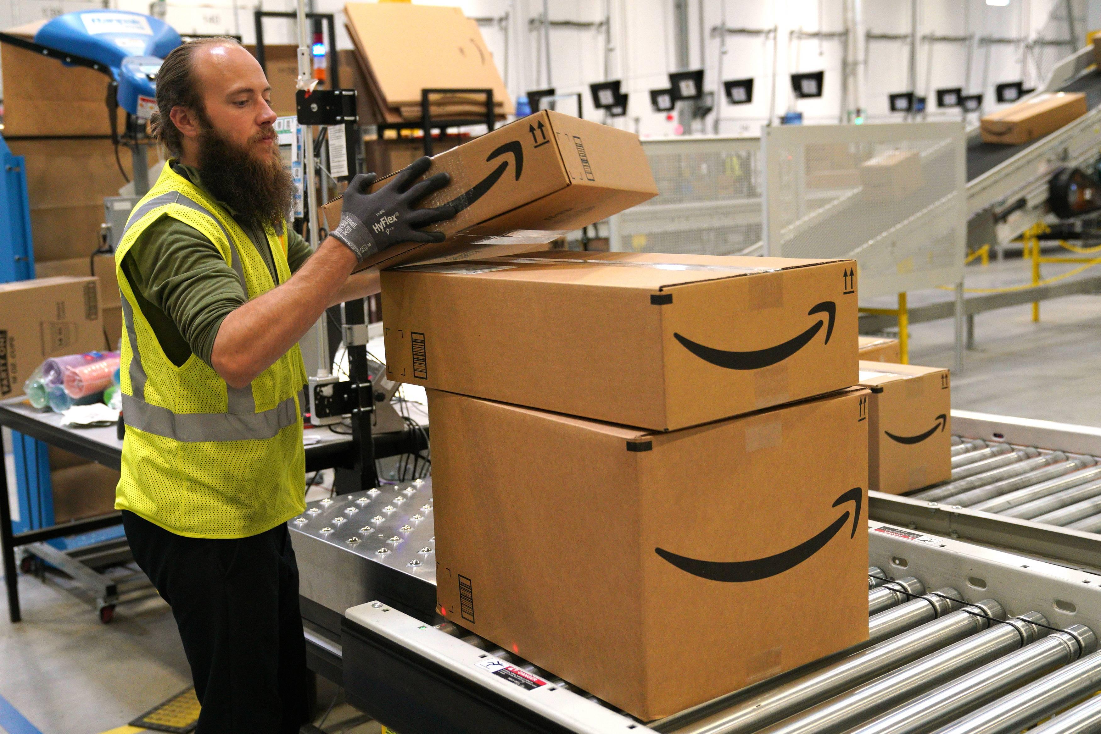 Amazon Millenials